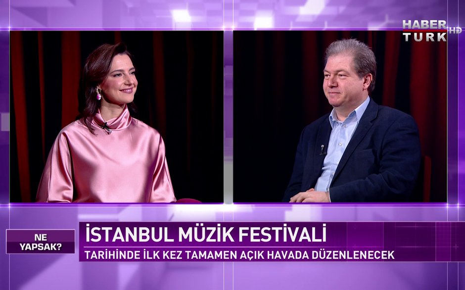 Ne Yapsak - 7 Mart 2021 (Keman Sanatçısı Prof. Dr. Cihat Aşkın Habertürk'te)