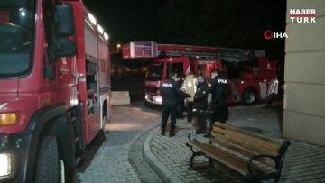 Üsküdar'da Zeynep Kamil Doğum Hastanesi'nde yangın çıktı