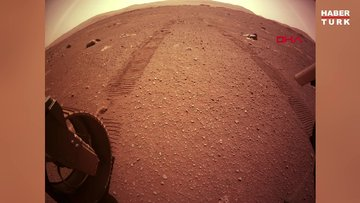 NASA, Mars'tan lazer darbelerinin ilk ses kayıtlarını paylaştı