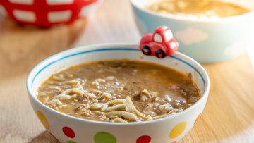 Tarhun otlu Kesme Çorbası nasıl yapılır? İşte Tarhun otlu Kesme Çorbası tarifi...