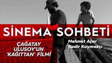 Çağatay Ulusoy'un 'kağıttan' filmi