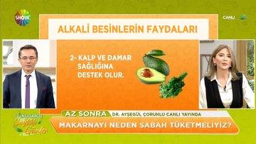 Alkali beslenme nedir?