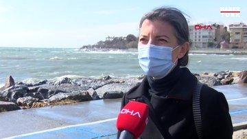 """Pendik ve Kartal sahilindeki 'kirliliğin"""" sırrı çözüldü"""
