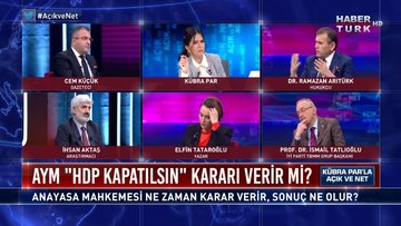 Anayasa Mahkemesi ne zaman karar verir, sonuç ne olur? | Açık ve Net - 18 Mart 2021