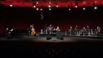 """Şenova Ülker Caz Orkestrası, """"Baharda Caz"""" konseriyle bu akşam İş Sanat sahnesinde"""