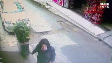 Şişli'de kapkaça uğrayan kadın metrelerce sürüklendi