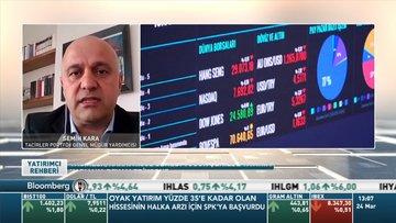 Yatırımcı Rehberi - 24.03.2021