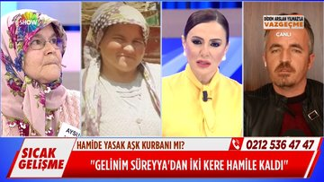 Sema Hanım'ın çocukları Süreyya'dan mı Muhterem'den mi?