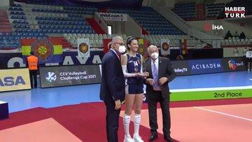 Sistem9 Yeşilyurt, CEV Challenge Kupası şampiyonu oldu