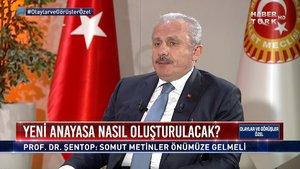 Olaylar ve Görüşler - 24 Mart 2021 (TBMM Başkanı Prof. Dr. Mustafa Şentop soruları yanıtladı)