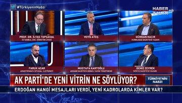 AK Parti'de yeni vitrin ne söylüyor? | Türkiye'nin Nabzı - 24 Mart 2021
