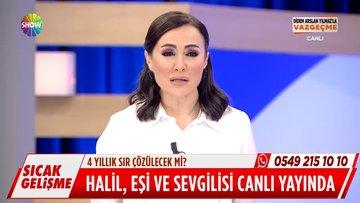 Nermin Hanım canlı yayında!