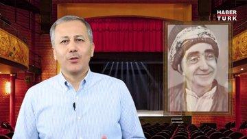 İstanbul Valisi Ali Yerlikaya'dan Haldun Dormen'e ziyaret