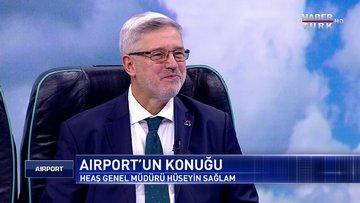 Depolanan uçaklar uçuşa nasıl hazır tutuluyor? | Airport - 28 Mart 2021