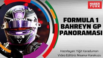 Formula 1 Bahreyn GP Panoraması