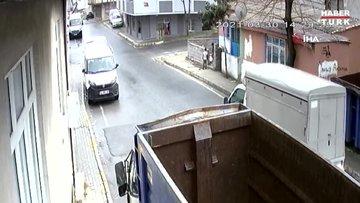 Avcılar'da kamyonetin üzerinden geçtiği minik Hızır Ali hayatını kaybetti