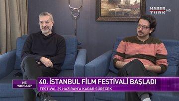 Ünlü yönetmen Tolga Karaçelik Habertürk'te | Ne Yapsak - 3 Nisan 2021