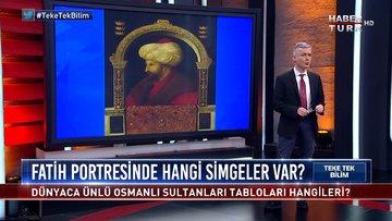 Osmanlı'da sanat ve mimari anlayışı nasıldı? | Teke Tek Bilim - 4 Nisan 2021