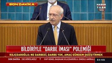 CHP lideri Kılıçdaroğlu'ndan bildiri mesajı: Amaç gündem değiştirmek