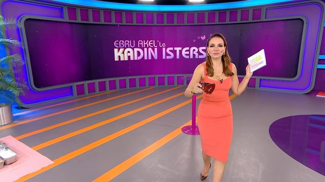 Ebru Akel'le Kadın İsterse 37. Bölüm