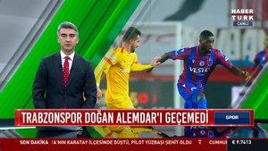 Spor Bülteni - 7 Nisan 2021 (Trabzonspor Doğan Alemdar'ı geçemedi)