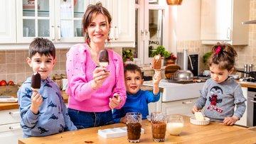 Evde dondurma nasıl yapılır? İşte tarifi...