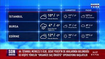 DONUYORUZ.... Son dakika: HAVA DURUMU uyarısı: kar, yağmur, fırtına uyarısı! Hava durumu 9 Nisan 2021