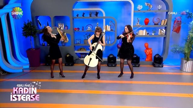 Trionstage'den harika performans