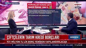 Kurumlar Vergisi arttı; nakdi ödeme 1500 TL
