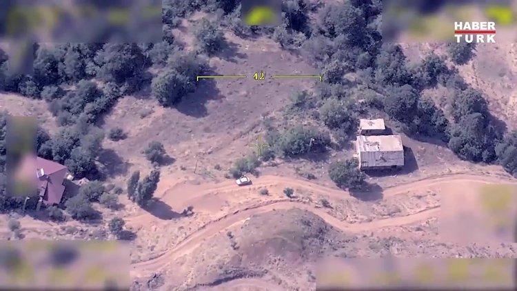 Terör örgütüne karşı 2 büyük operasyon
