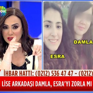 Lise arkadaşı Damla, Esra'yı zorla mı yanında tutuyor?