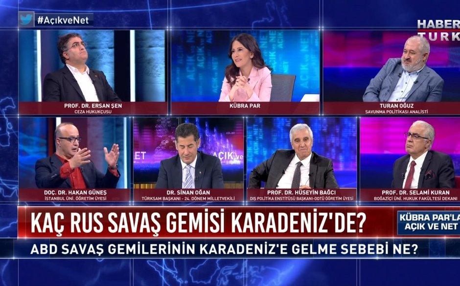 Açık ve Net - 11 Nisan 2021 (Kanal İstanbul Montrö'yü etkiler mi?)