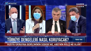 Türkiye dengeleri nasıl koruyacak? | Teke Tek - 12 Nisan 2021