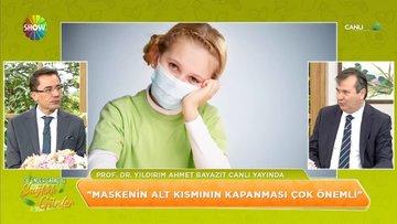 Hapşırmak ve burun akıntısı koronavirüs belirtisi olabilir mi?