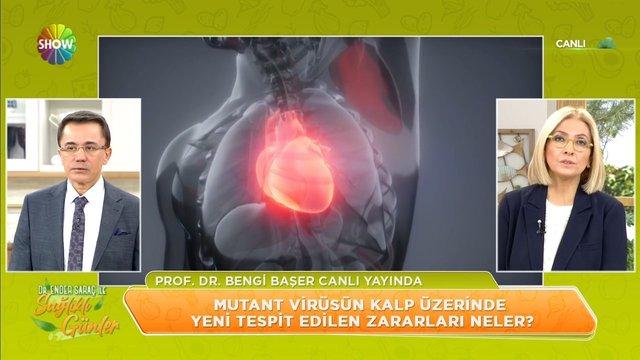 Mutant virüsün kalp üzerindeki zararları neler?
