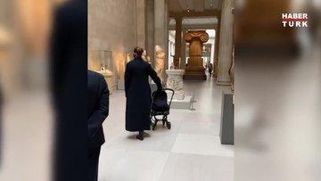 Gigi Hadid yedi aylık kızıyla kültür gezisinde