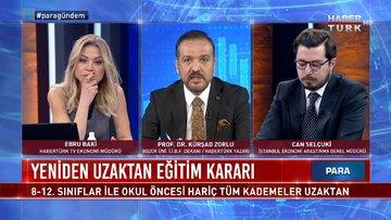 Türkiye için bölgedeki riskler ne? | Para Gündem - 14 Nisan 2021