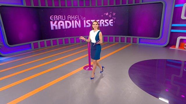 Ebru Akel'le Kadın İsterse 44. Bölüm