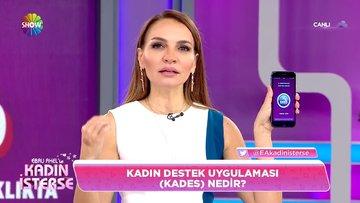 Kadın destek uygulaması (KADES) nedir?
