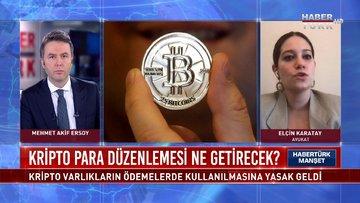 Kripto para düzenlemesi ne getirecek? | Habertürk Manşet - 16 Nisan 2021