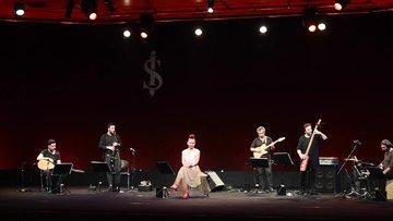 İş Sanat sahnesi baharı Feryal Öney konseriyle karşılıyor