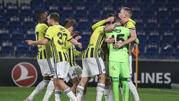 Başakşehir: 1 - Fenerbahçe: 2 | MAÇ SONUCU