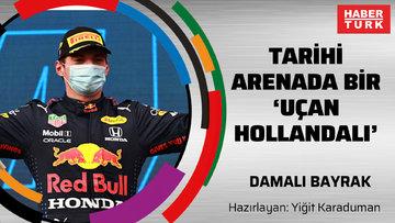 Formula 1 Imola GP: Tarihi arenada bir 'Uçan Hollandalı' | DAMALI BAYRAK