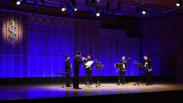 Anadolu Nefesli Beşlisi bu akşam İş Sanat'a konuk oluyor