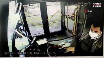 Beşiktaş'ta 1 kişinin öldüğü kazanın güvenlik kamera görüntüleri ortaya çıktı