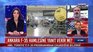 Ankara F-35 hamlesine yanıt verir mi? | HT 360 - 22 Nisan 2021