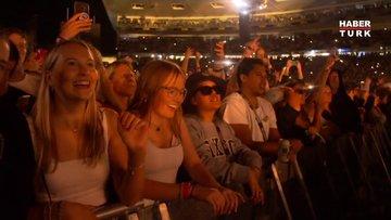 Dünya karantinadayken Yeni Zelanda'da 50 bin kişilik konser!