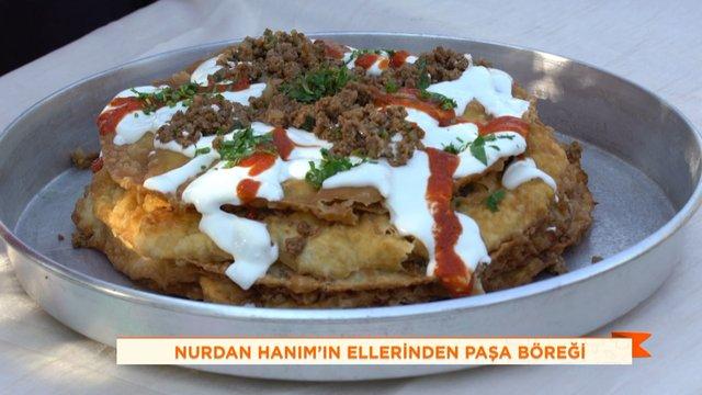 Nurdan Hanım'dan paşa böreği tarifi!