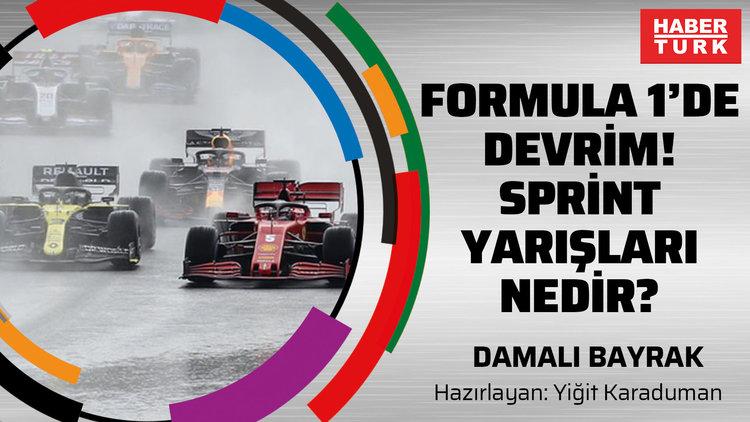 FORMULA 1'DE DEVRİM! Sprint yarışı nedir? | DAMALI BAYRAK