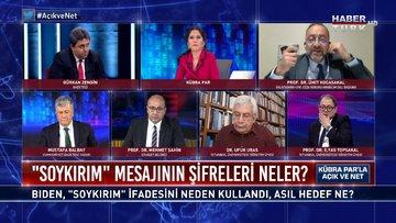 Türkiye ABD'ye nasıl yanıt vermeli? | Açık ve Net - 26 Nisan 2021